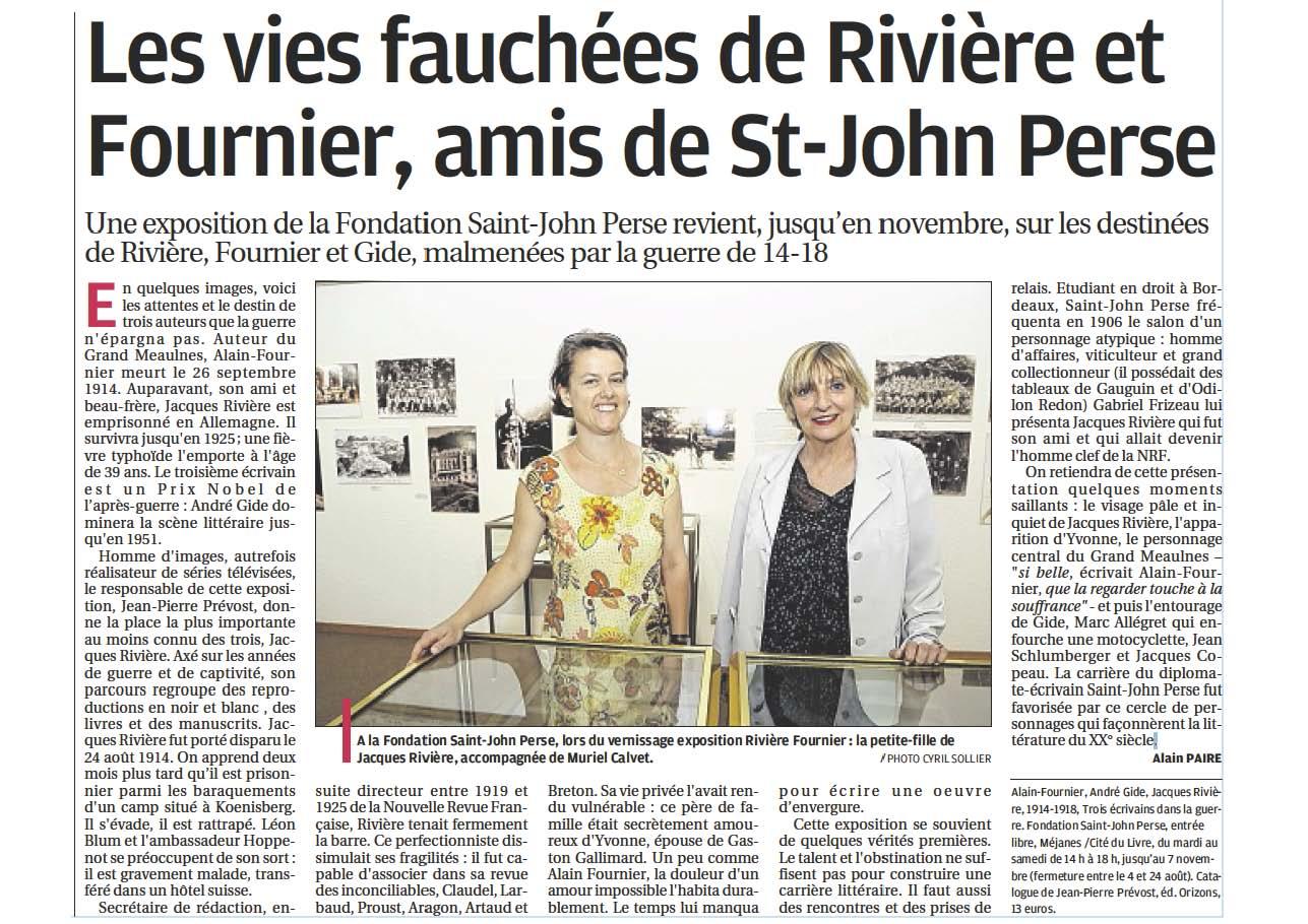 La Provence- 4.07.2015